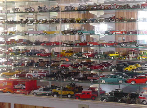 model-car-collection-a